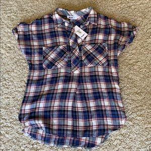 BBWT William Rast soft blouse